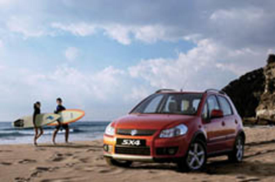 SX4 aims to undercut rivals