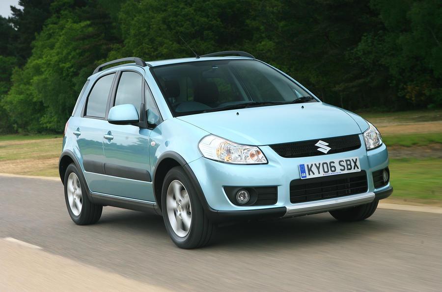 Suzuki Sx Review South Africa
