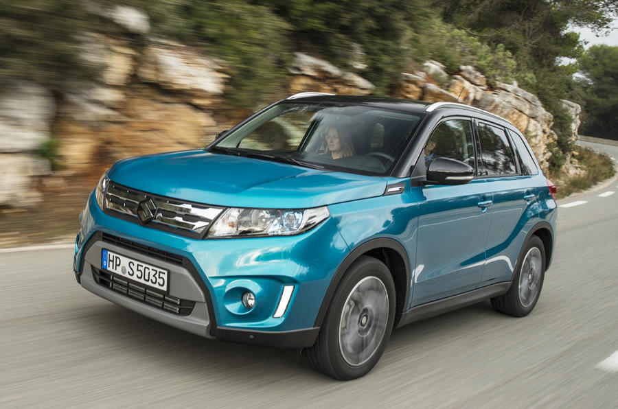 2015 suzuki vitara 1 6ddis 4x4 review. Black Bedroom Furniture Sets. Home Design Ideas
