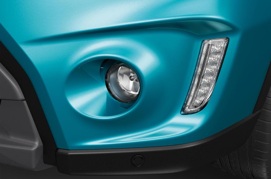 2015 Suzuki Vitara 1.6DDiS 4x4 prototype review