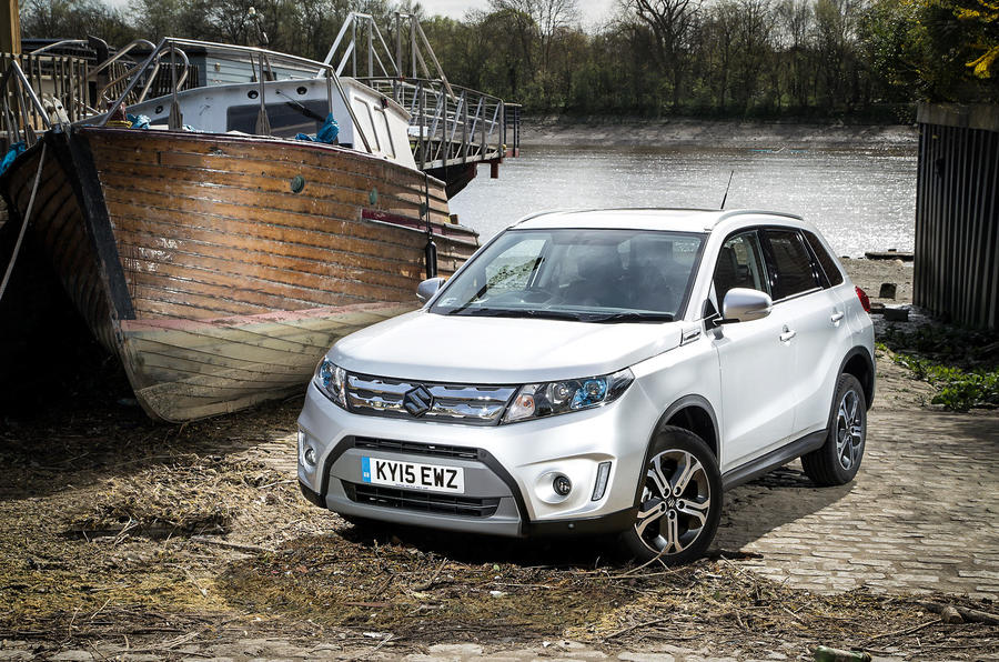 The 3.5 star Suzuki Vitara