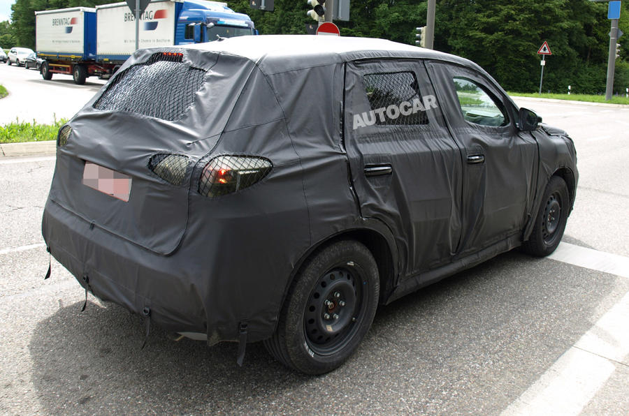 New Suzuki compact SUV spotted testing ahead of year-end debut