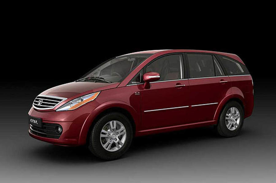 'Luxurious' Tata Aria goes on sale
