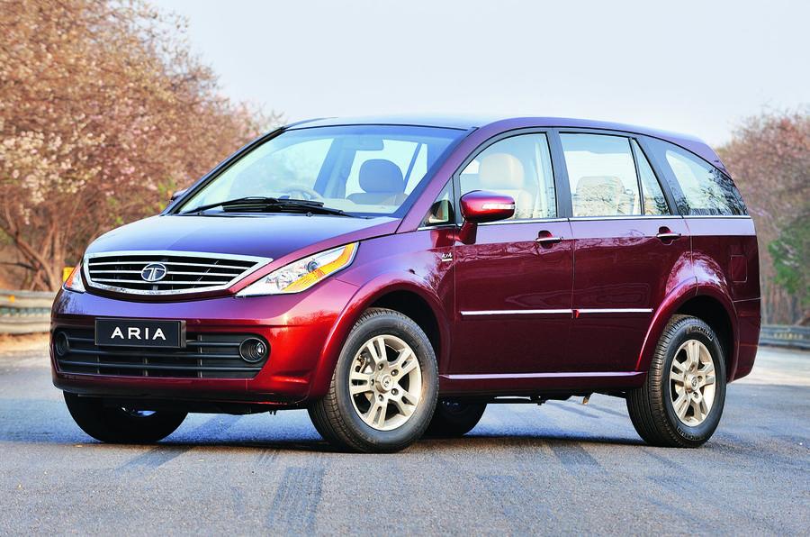 'Luxurious' Tata Aria goes on sale