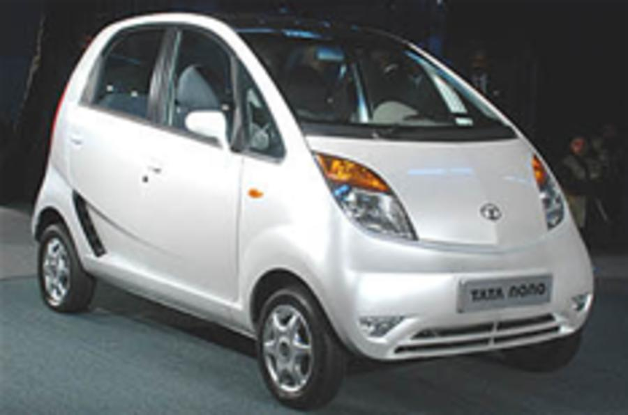 Tata Nano gets diesel power
