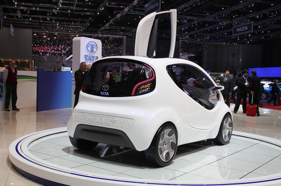 Tata's plans for Euro market