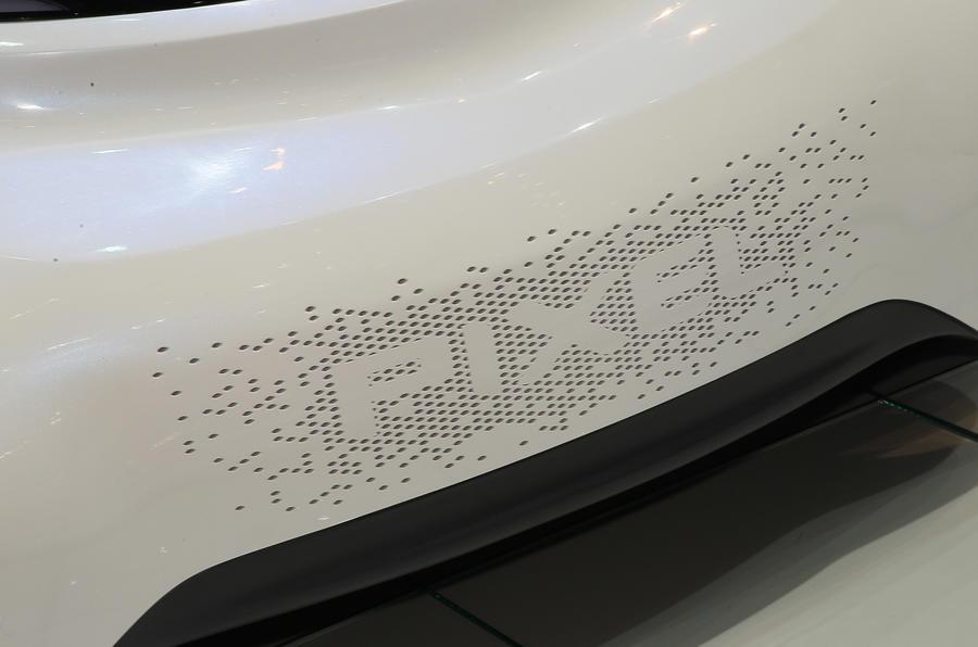 Geneva motor show: Tata Pixel