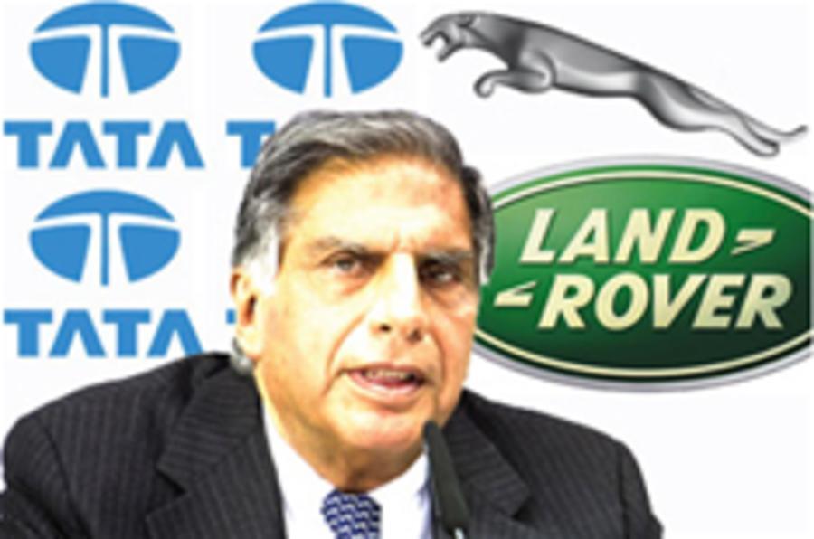 Jaguar Land Rover loses £673m
