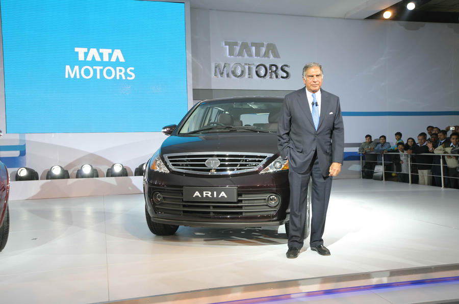'Most expensive' Tata unveiled