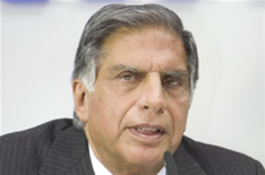 Ratan Tata's 'royal' tour