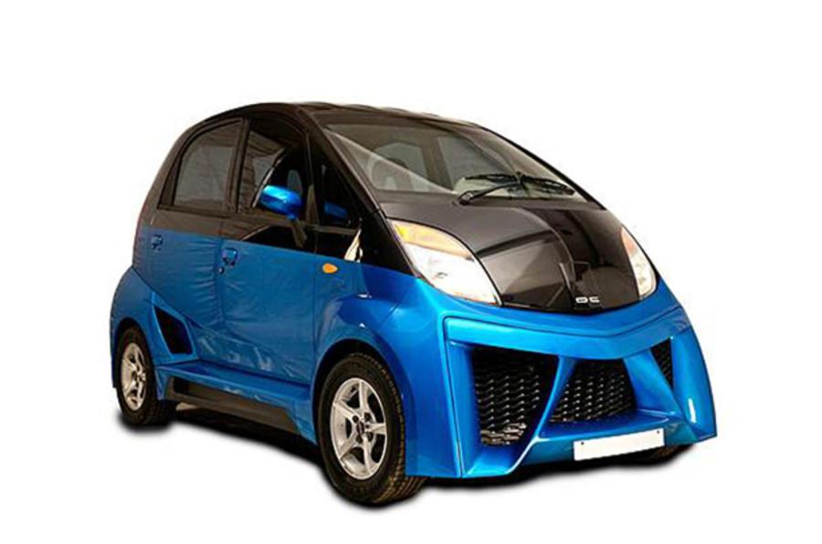 The £136,000 Tata Nano