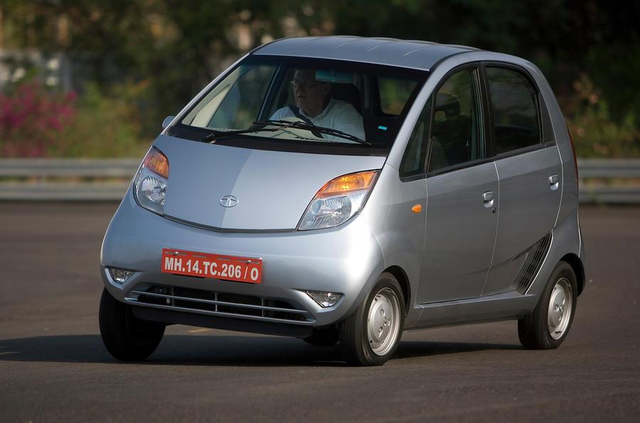 Tata Nano Review 2018 Autocar