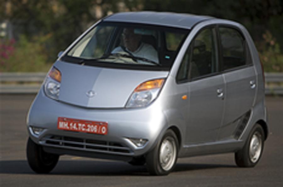 Tata/Fiat Nano tie-up