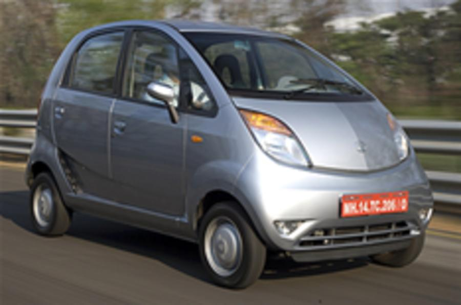 Tata Nano tops 500,000 orders