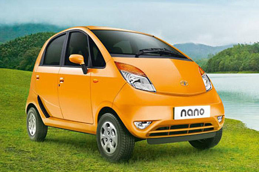 Revised Tata Nano revealed