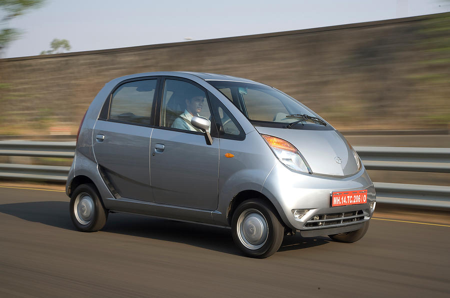 The 600kg Tata Nano