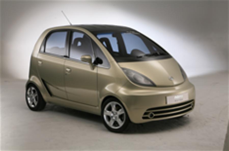 Tata Nano Europa: full details