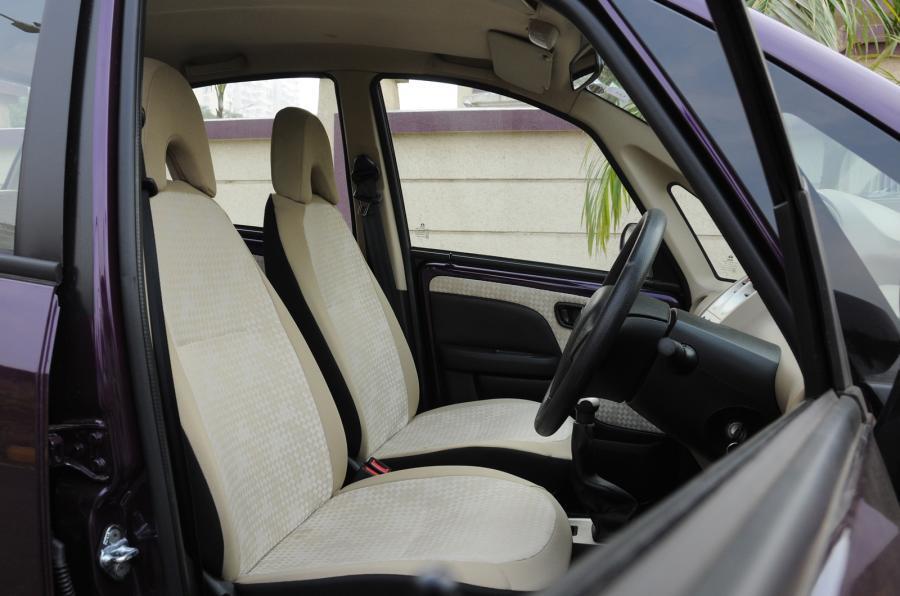 Tata Nano Twist XT interior