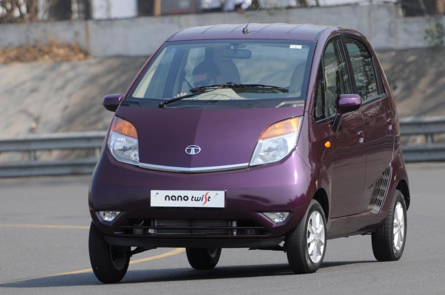 2 star Tata Nano Twist XT