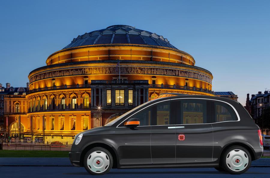 London triggers green cab race