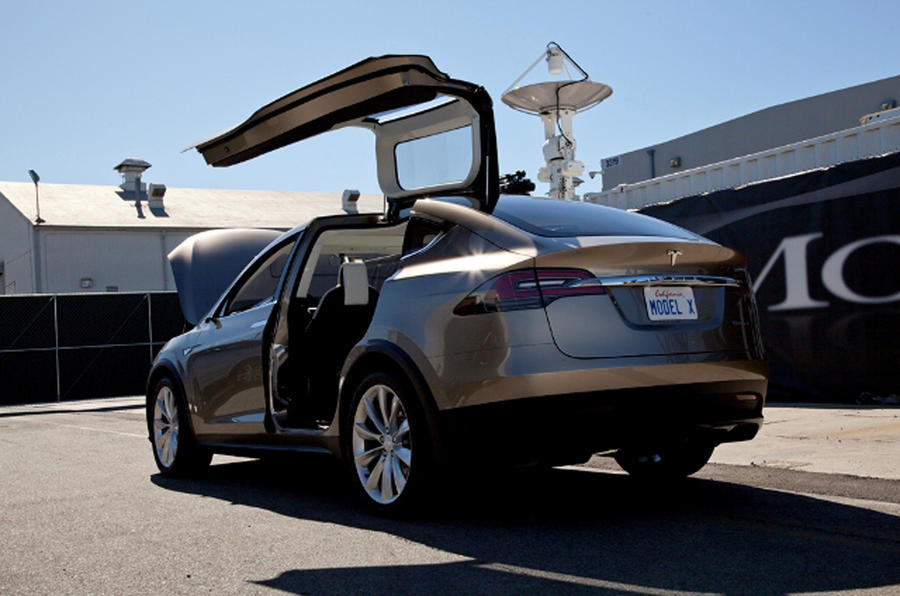 Tesla Model X 60d Dropped Autocar