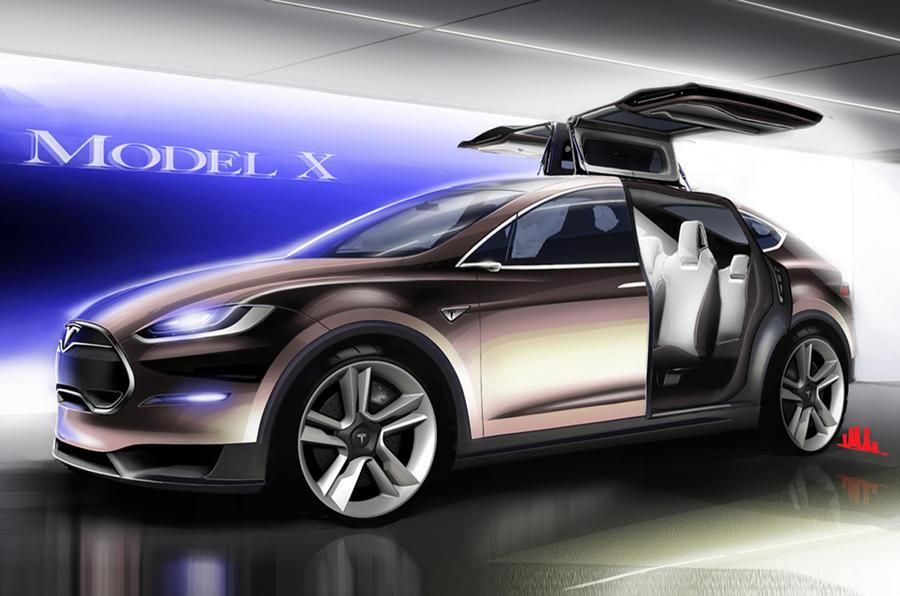 Tesla Model X 60d Dropped Autocar