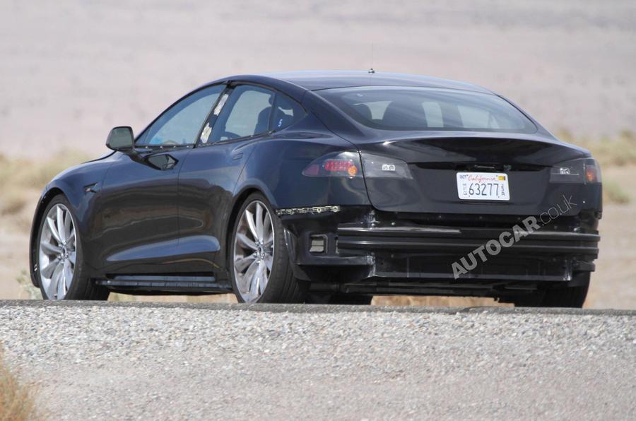 Tesla takes on BMW 5-series