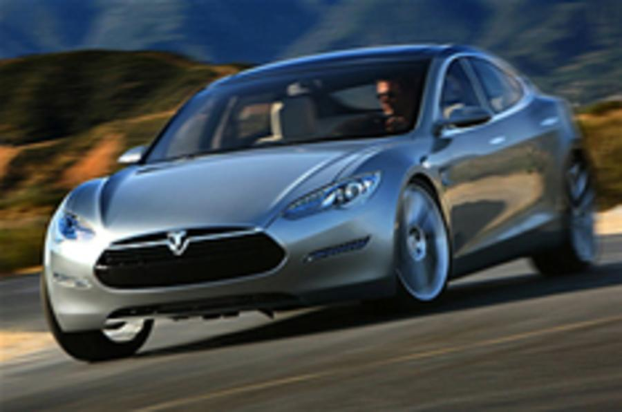 New pictures: Tesla Model S