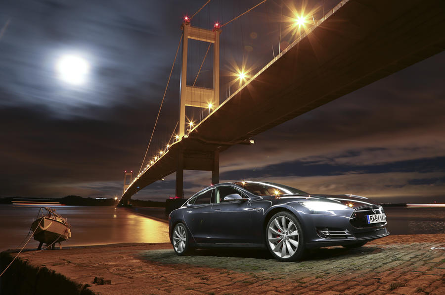 Best cars of 2014 – Tesla Model S