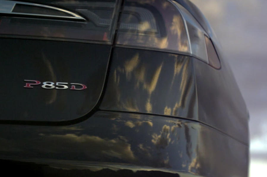 Dual-motor Tesla Model S launched