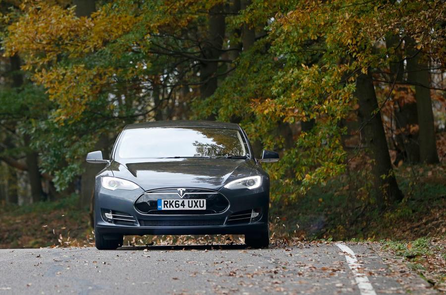 2015 Tesla Model S 60 review