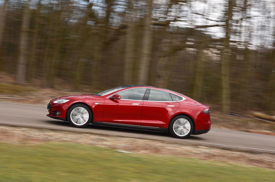 525bhp Tesla Model S P90D