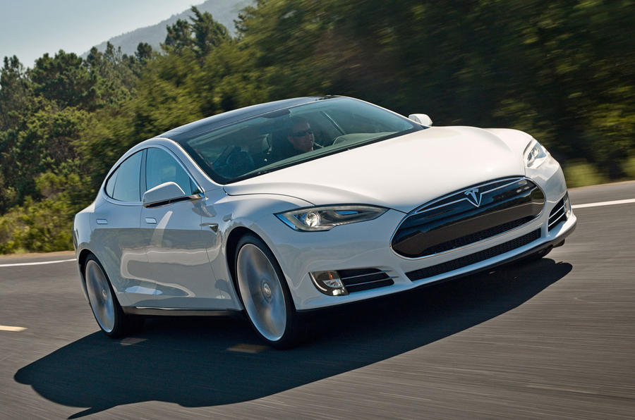 Tesla Model S acheives best-ever crash test score