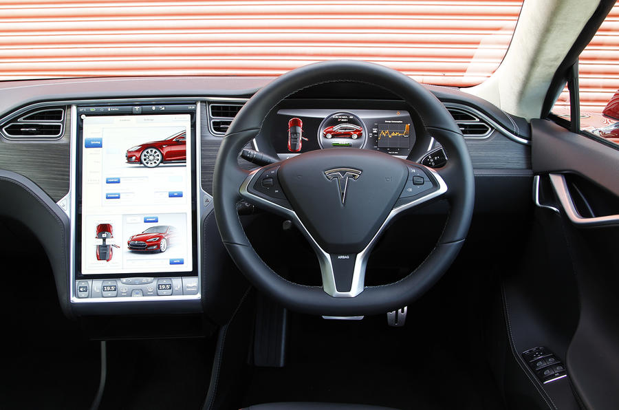 Kết quả hình ảnh cho Tesla Model S