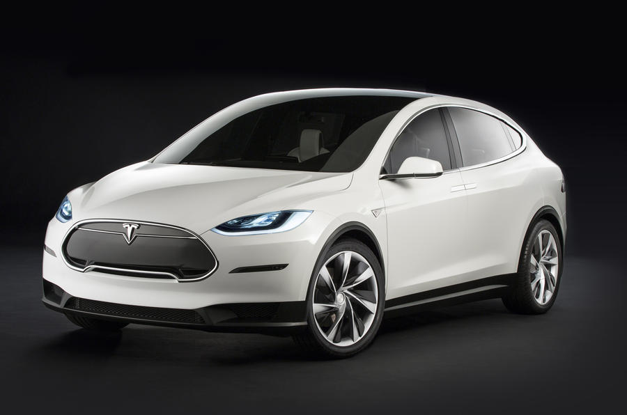 Tesla aims for 500,000 models per year