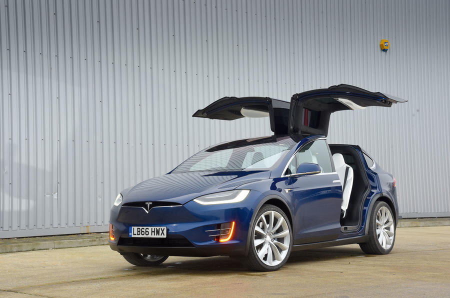 Tesla Model X Review Autocar