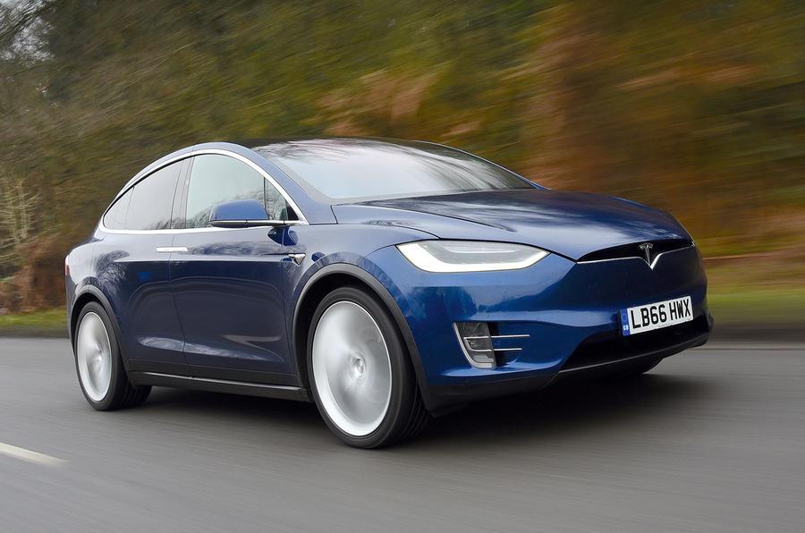 Tesla Model X Review 2019 Autocar