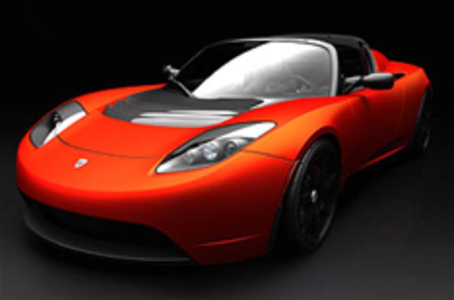 Tesla Roadster gets a power-up
