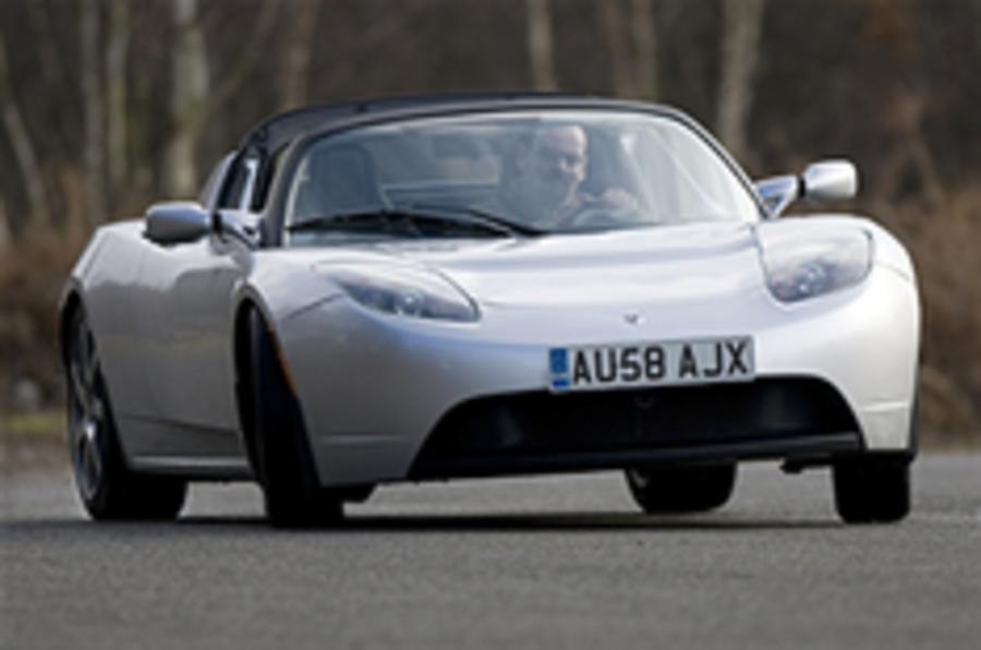 Tesla issues Roadster recall