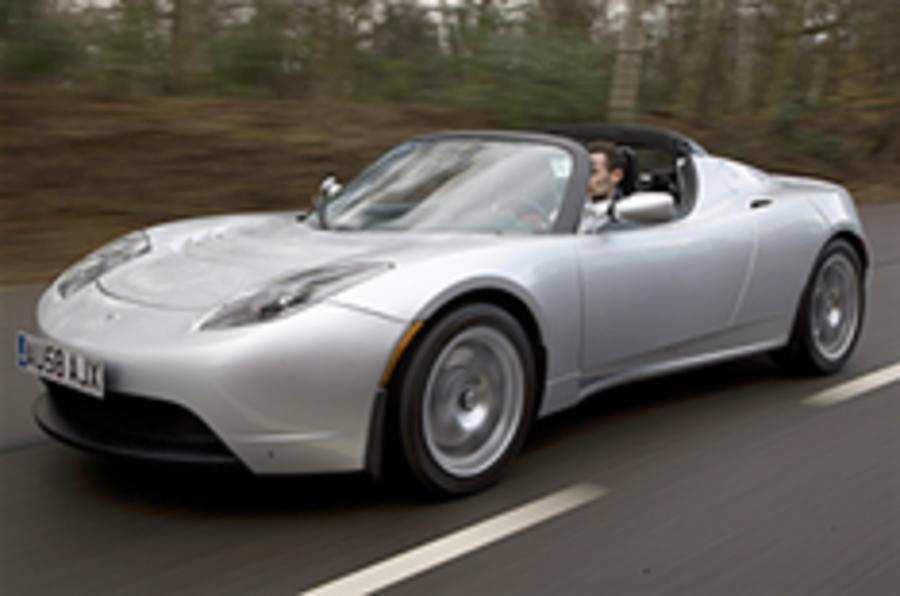 Tesla wants more Roadster sales