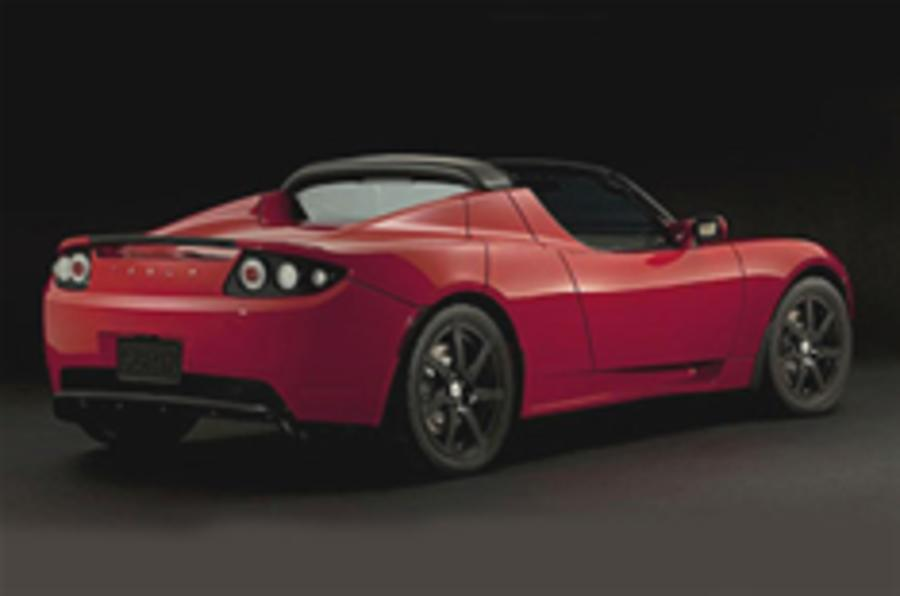 Tesla Roadster Sport revealed