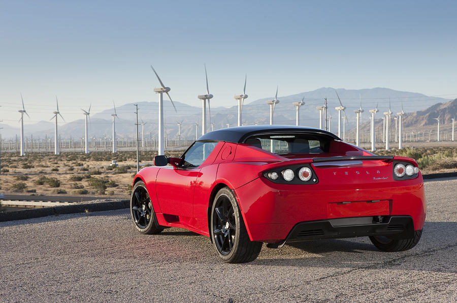 Tesla launches revised Roadster