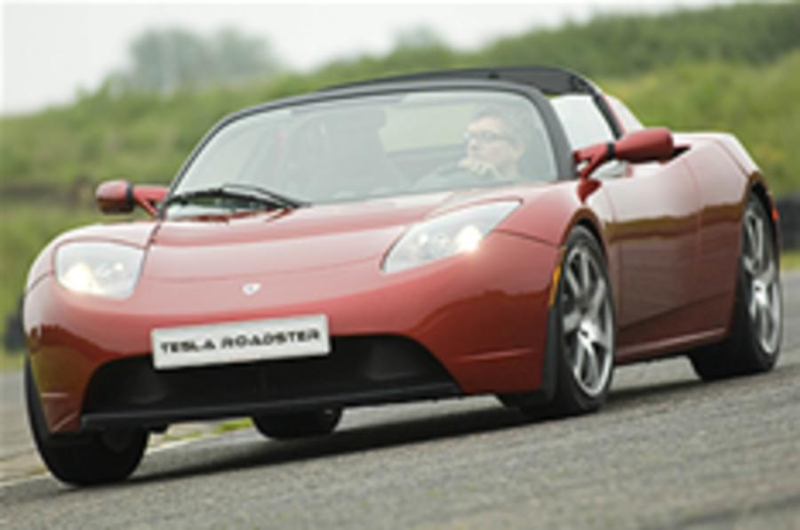 Tesla Roadster's true cost