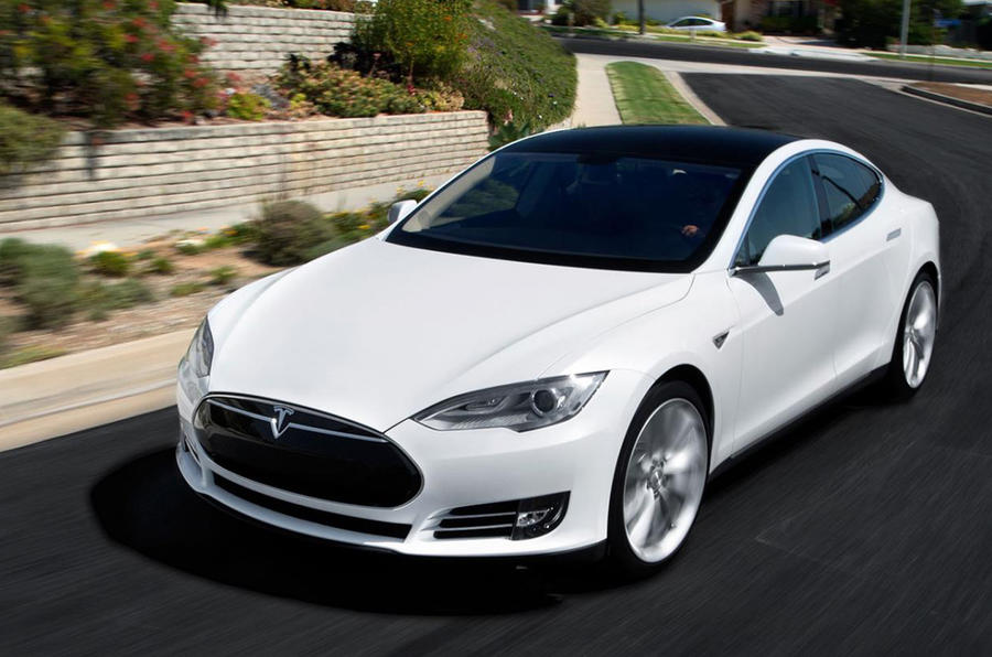Dual-motor Tesla Model S launched