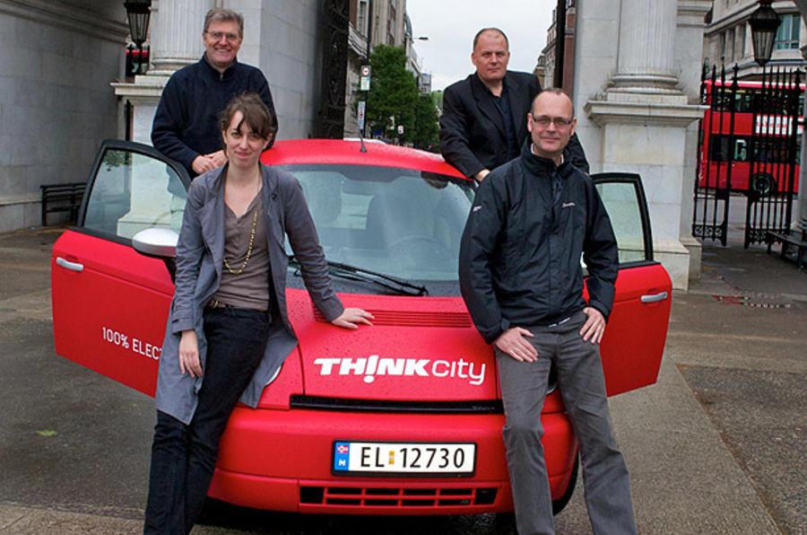 BBC's 4000-mile electric car trip