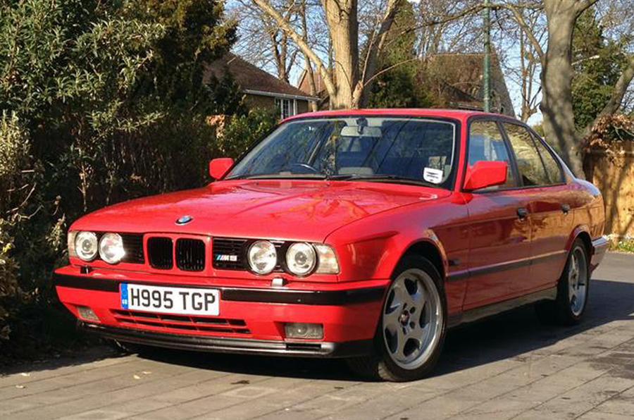 to buy or not to buy 1990 bmw e34 m5 for 5850 autocar. Black Bedroom Furniture Sets. Home Design Ideas