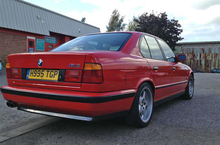 To buy or not to buy? 1990 BMW E34 M5 for £5850 | Autocar