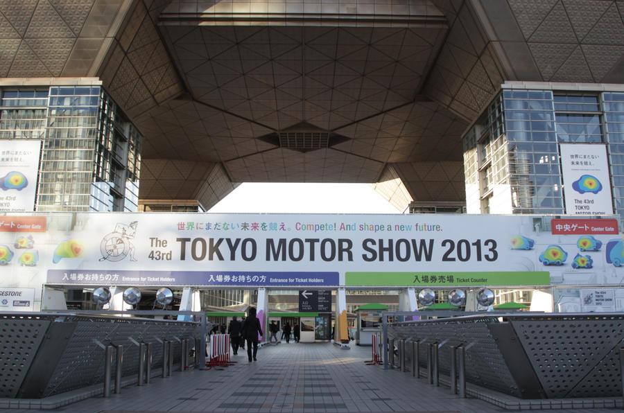 Tokyo motor show 2013 gallery