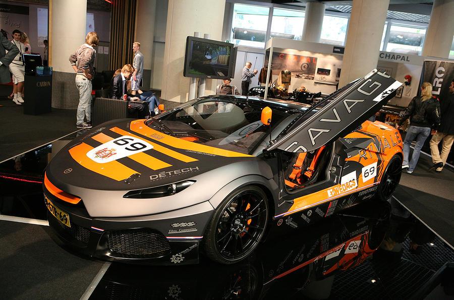 Top Marques Monaco 2013 show gallery