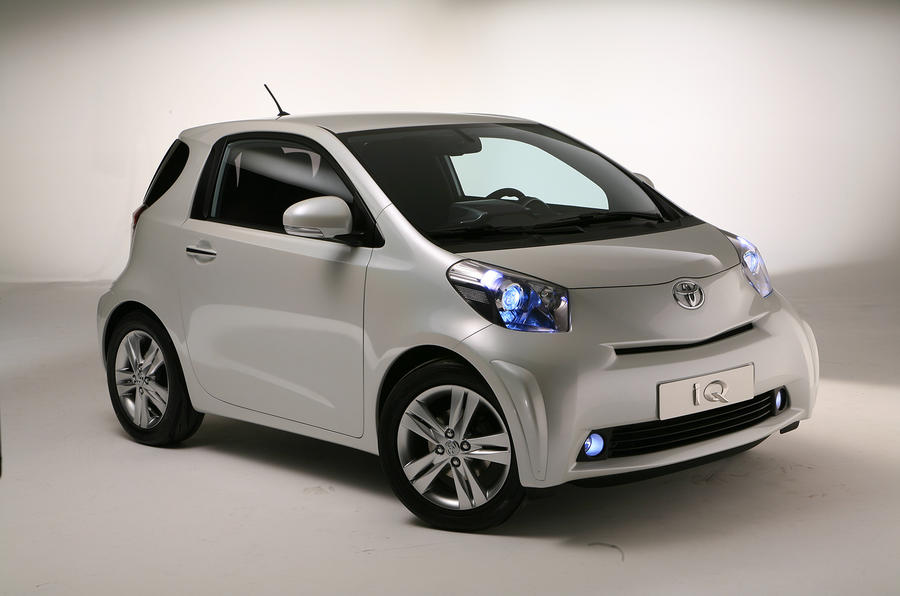 Toyota Iq To Be Axed Says Aston Martin Boss Autocar